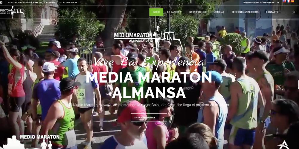 Medio Maratón Almansa