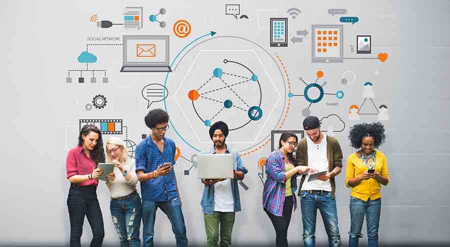 Redes Sociales EIDOS