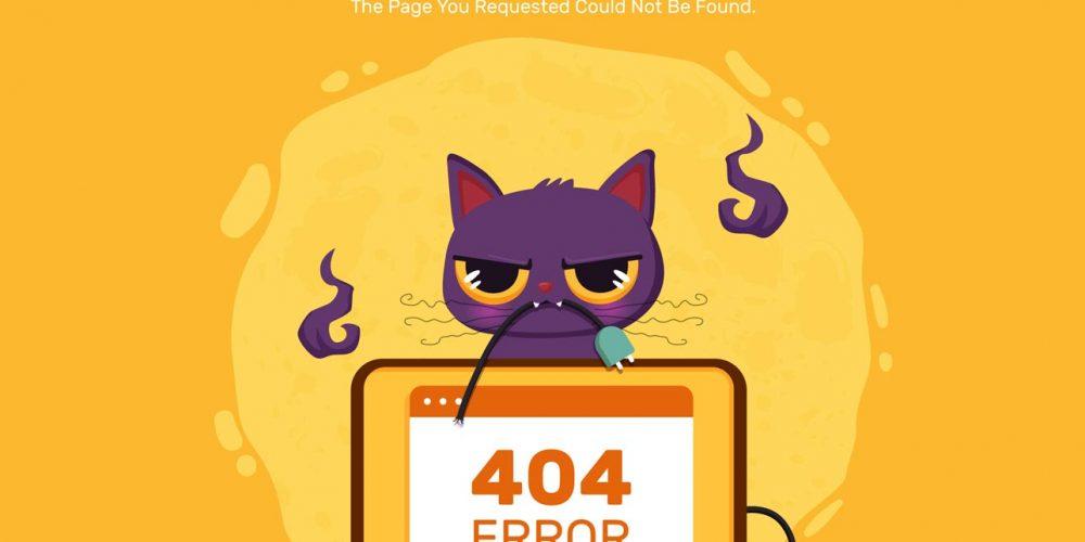 ¿Qué es un error 404 y cómo solucionarlo? Guía paso a apaso