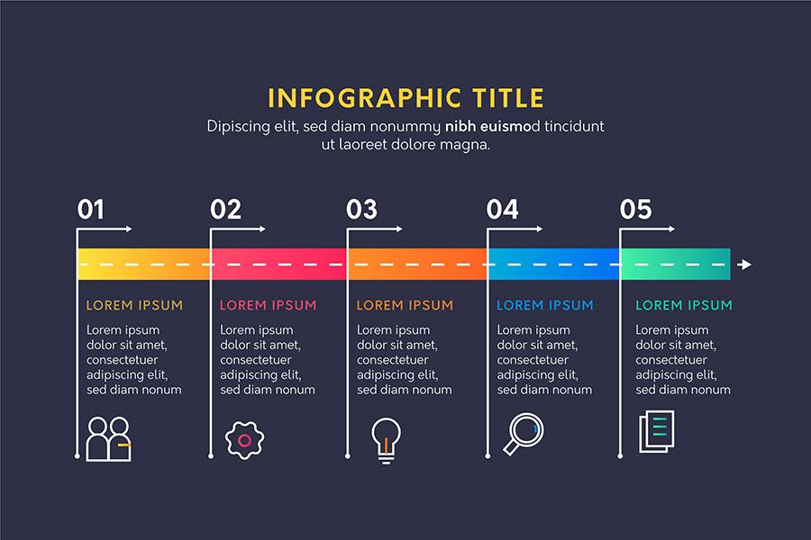Descargar infografías