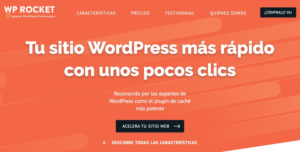 acelerar wordpress