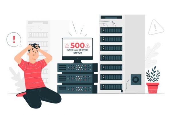Error 500 en wordpress y cómo solucionarlo 2